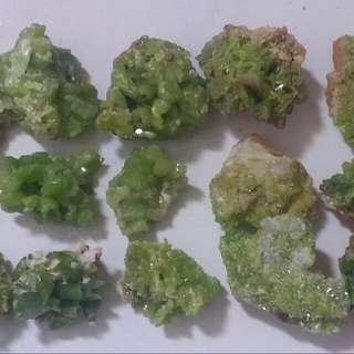 Pyromorphite Raw Crystal