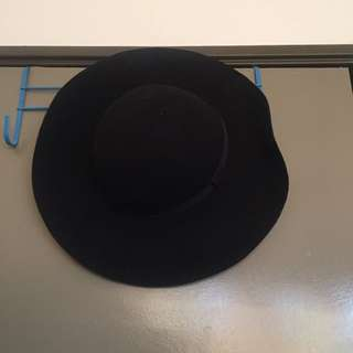 -RESERVED- Cotton On Full Black Hat
