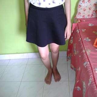 Mini Flare Skirt Impor Bangkok