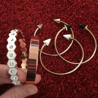 Assorted Braclets