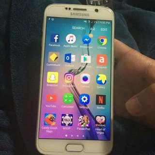 Samsung Galaxy S6 32gb.