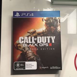 Call Of Duty Black Ops 3 PS4 Hardened Edition