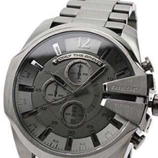 Diesel Stainless Steel Bracelet Chrono Watch