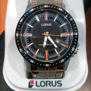 Lorus Watch #WATCHIT