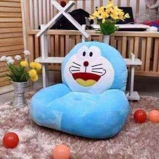 Mini Sofa Doraemon, Hello kitty, SpongeBob, Winnie the Pooh