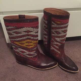 Authentic Morrocan Boots