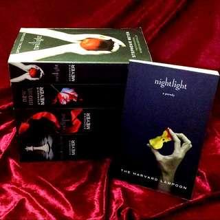 The Twilight Saga + Nightlight