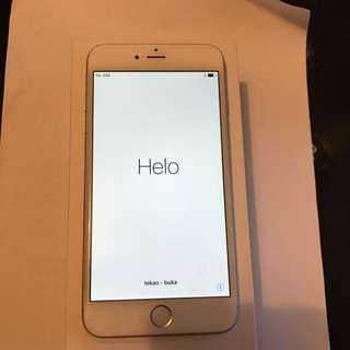 iPhone 6plus 64Gb White Silver For Sale