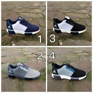 Adidas Modrou