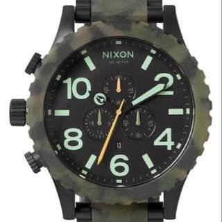 Nixon Watch 51-30 Chrono Watch