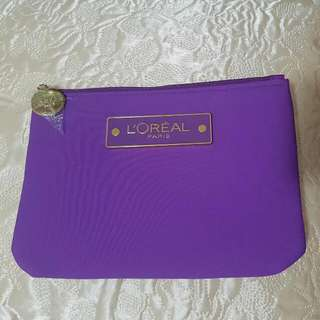 Loreal Makeup Bag