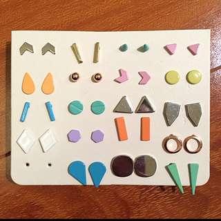 Tumblr Lovisa Earrings