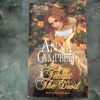 Novel Terjemahan By Anne Cambell