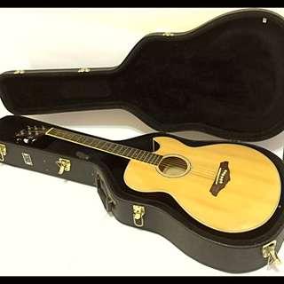 木吉他+ayers原廠硬盒