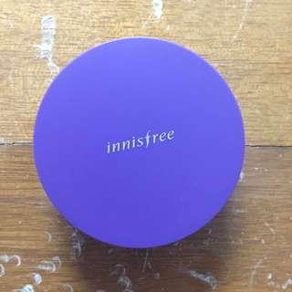 🚚 Innisfree 舒芙蕾粉餅盒