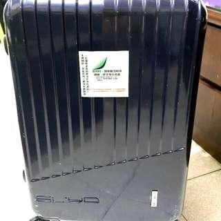 全新 24吋行李箱 登機箱(有密碼鎖)