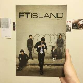 ftisland mini album jump up