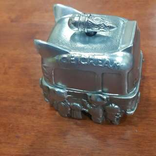 Royal Selangor Pewter Teddingford Musical Box