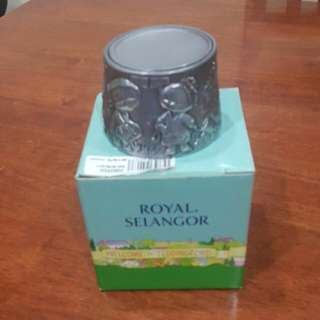 Royal Selangor Pewter Teddingford Box