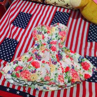 dress flower kemben