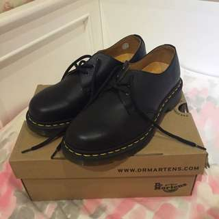 Dr.Martens 1461 Nappa Leather Oxfords