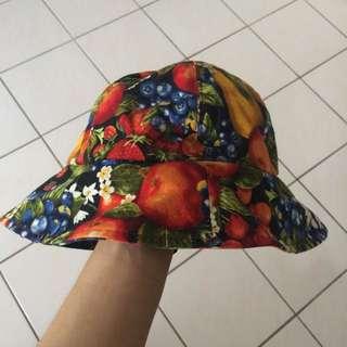 水果 帽子