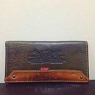 Levi's Brown Wallet