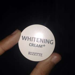 Cream Whitening Moel Rizette