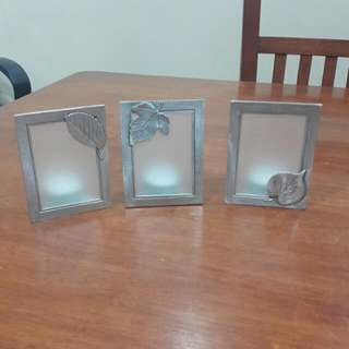 Royal Selangor Pewter Candle Light Reflection Mirror