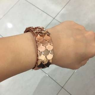 Bangle Gelang Rosegold
