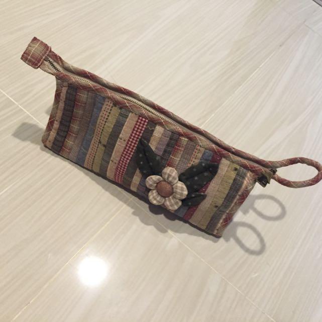 手工縫製包