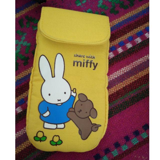 超商集點 可愛 Miffy 面紙 手機套