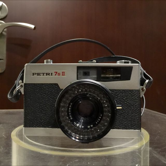 日製 大光圈 PETRI 7s II