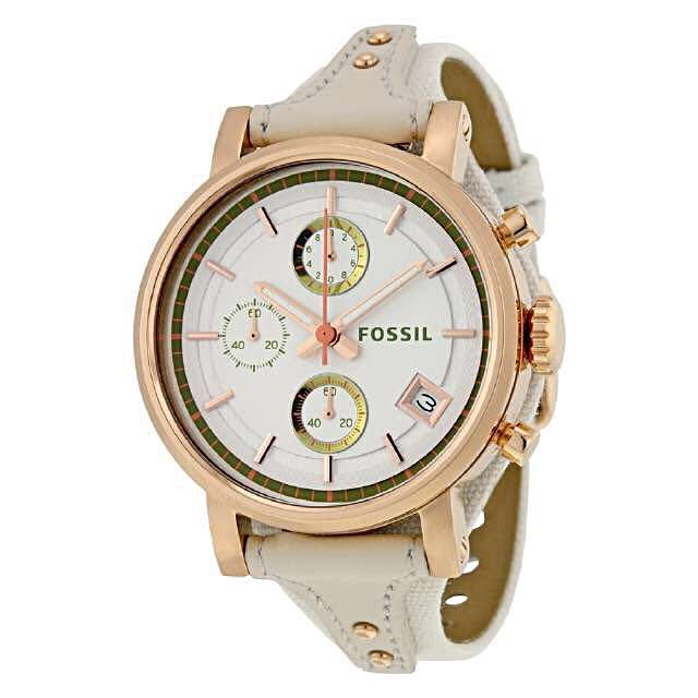 Authentic Fossil Chronograph Watch