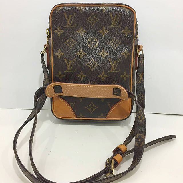 00125109627b Authentic Louis Vuitton Men s Crossbody Messenger