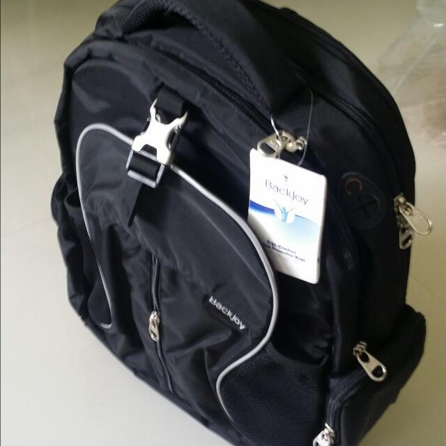 BackJoy - Ergo Comfort Spinal Support Backpack ~ Reduce Price!