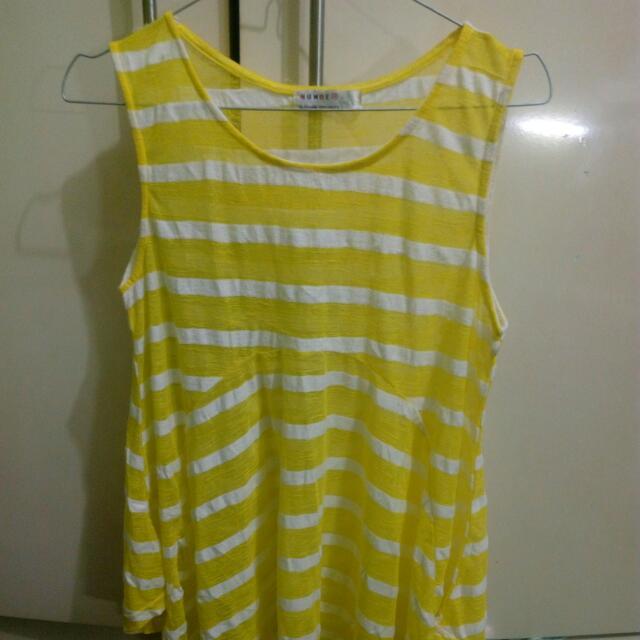 Baju Tidak Berlengan Merk numbe® 61