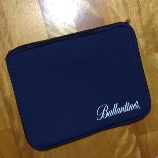 Ballantine's 百齡譚 手提電腦包 深藍色