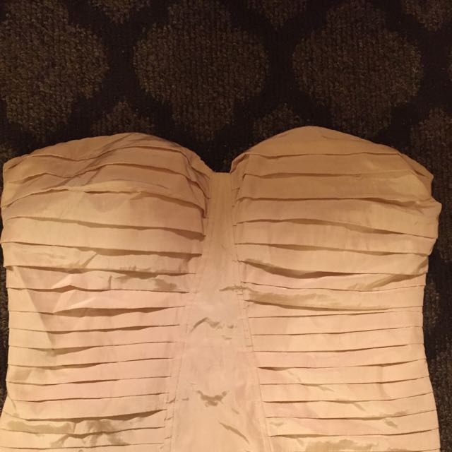 Beige Corset (large) REDUCED PRICE