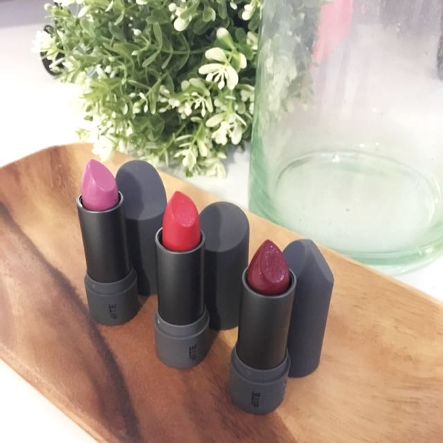 BITE BEAUTY LIPSTICK TRIO