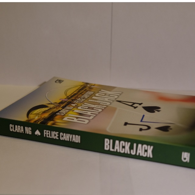 Black Jack Novel