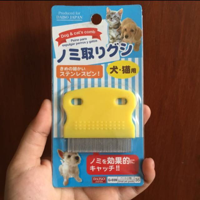 Cats & Dogs Comb