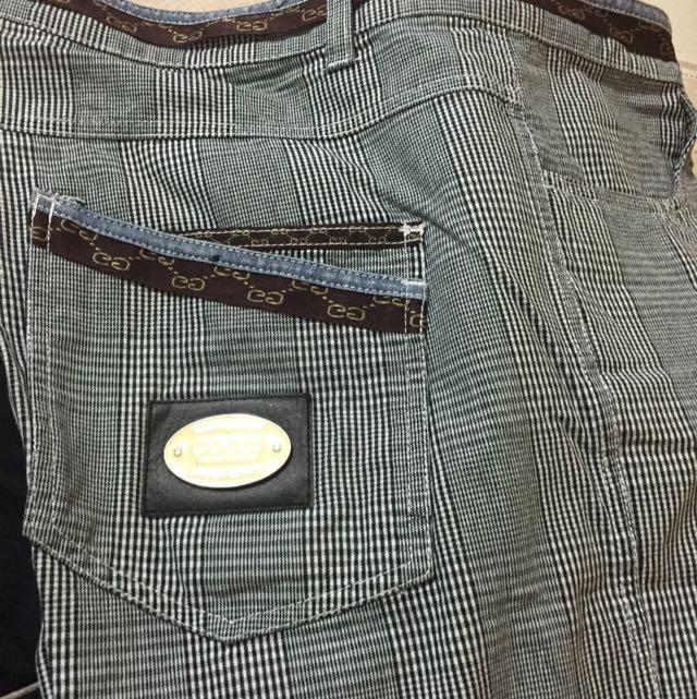 Celana Pendek Kw Gucci 34