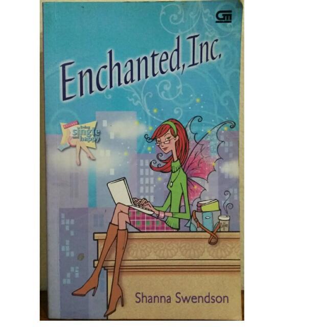 Chiklit: Enchanted Inc