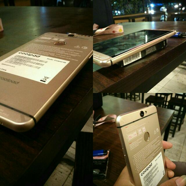 Coolpad MAX GOLD / A8, Mobile Phones & Tablets on Carousell