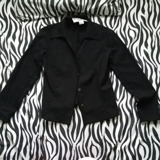 Corporate Attire Blazer Coat