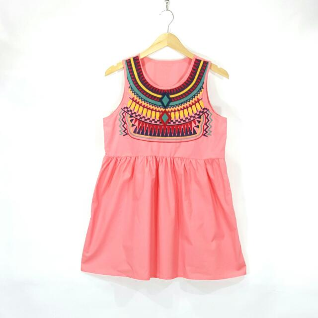 Dress Boho Import