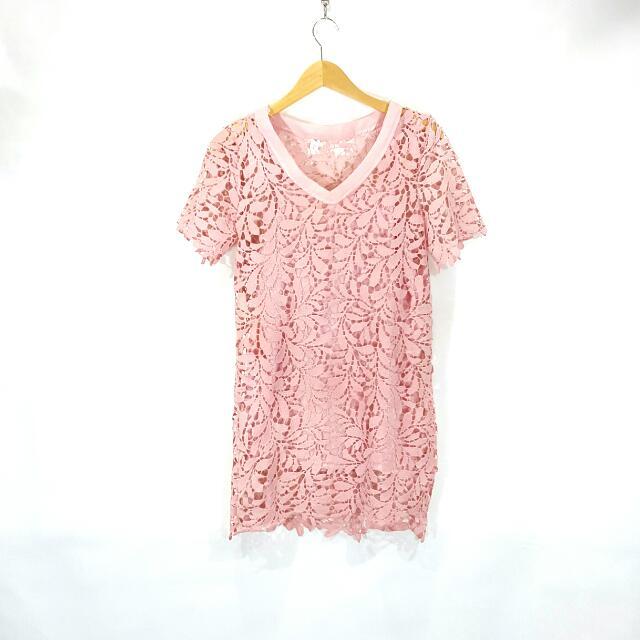 Dress Brokat Prada BKK