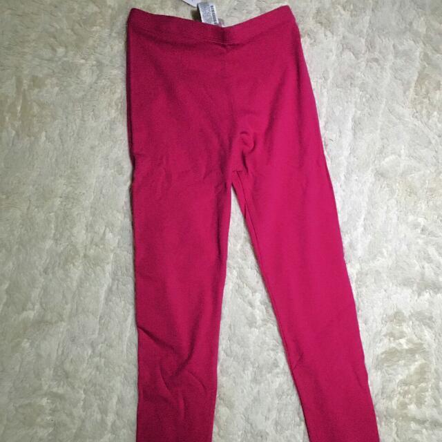 F21 Pink Leggings