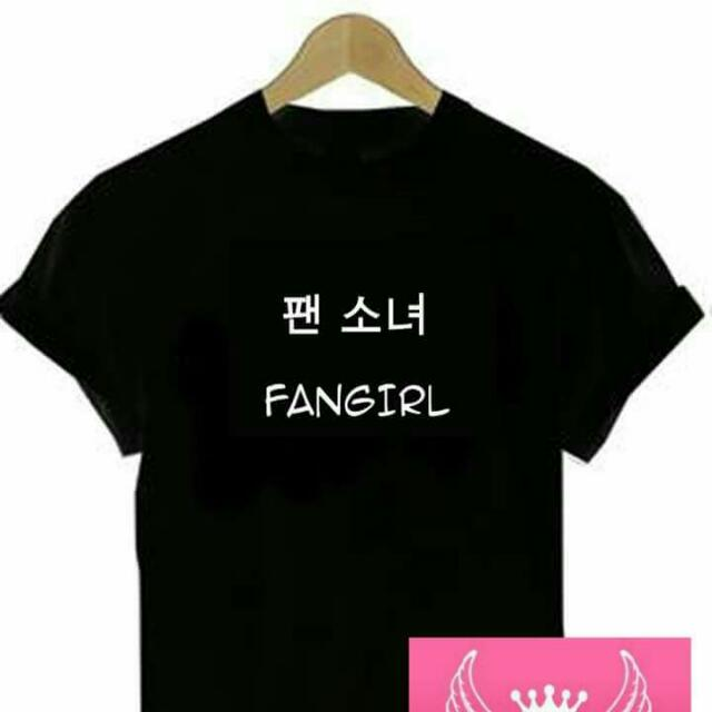 Fangirl Tshirts